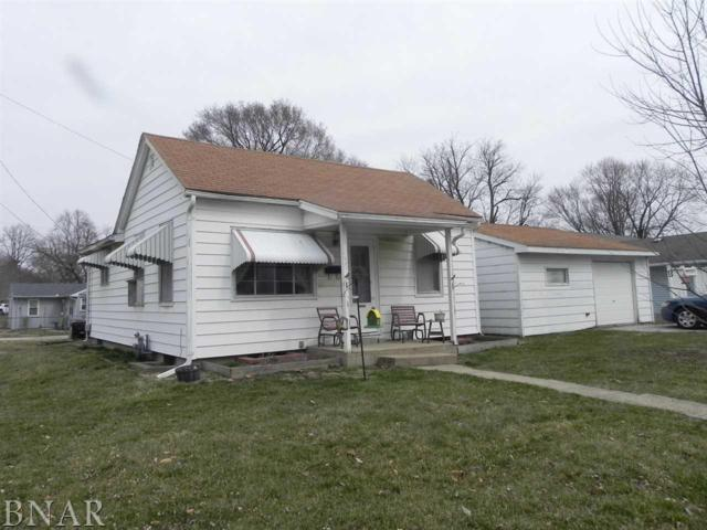 460 9th Street, Lincoln, IL 62656 (MLS #2181050) :: Janet Jurich Realty Group