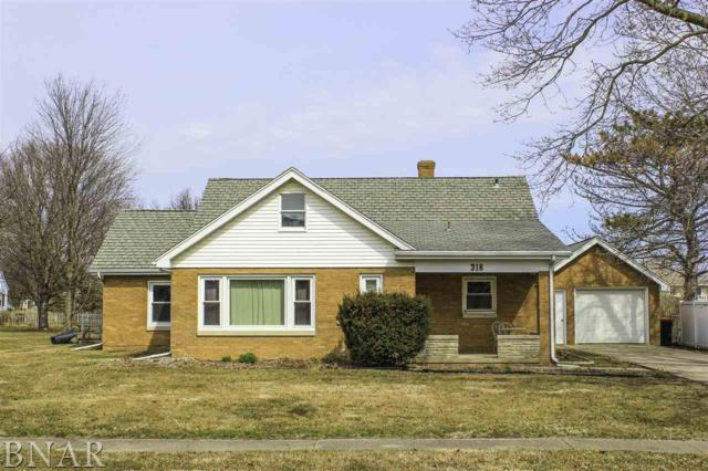 318 E 4th St, Gridley, IL 61744 (MLS #2181057) :: BNRealty