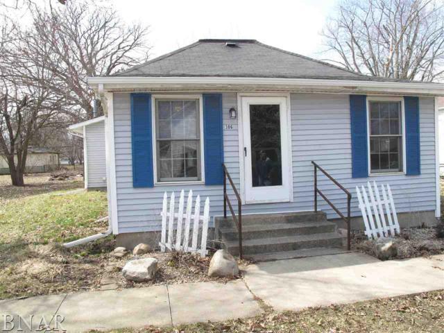 306 Walnut, Arrowsmith, IL 61744 (MLS #2181067) :: BNRealty