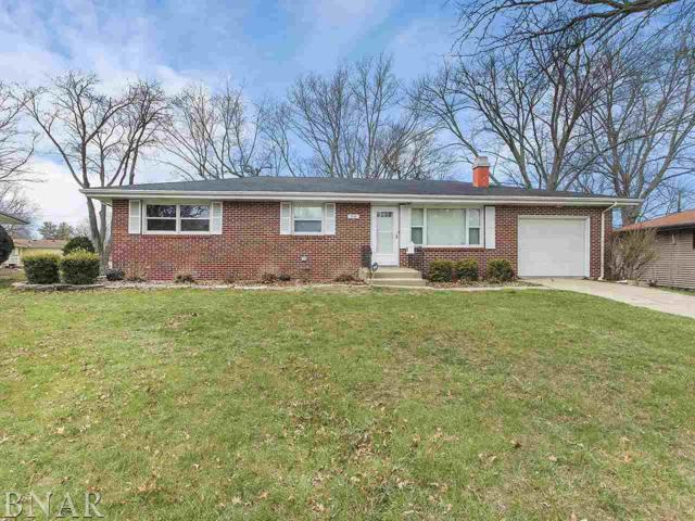 16 Hawthorne Drive, Normal, IL 61761 (MLS #2181373) :: Janet Jurich Realty Group
