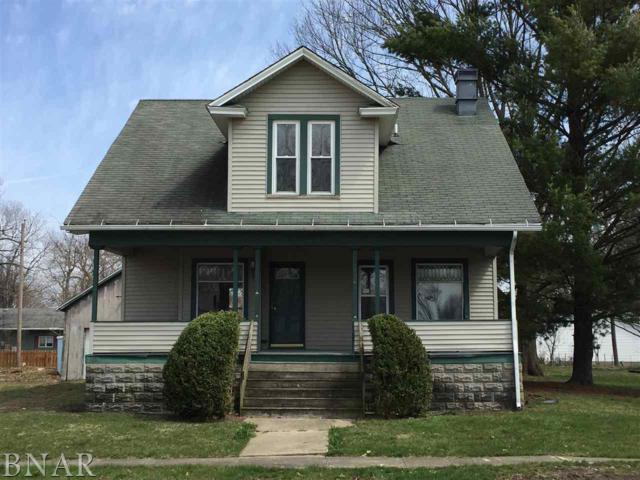 106 S Main, Ellsworth, IL 61737 (MLS #2181384) :: Janet Jurich Realty Group