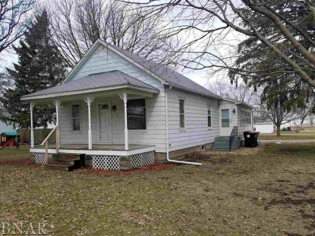 603 W Santa Fe, Toluca, IL 61760 (MLS #2181482) :: Janet Jurich Realty Group