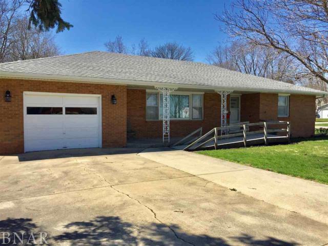 102 S Vermillion, Lexington, IL 61753 (MLS #2181509) :: Janet Jurich Realty Group