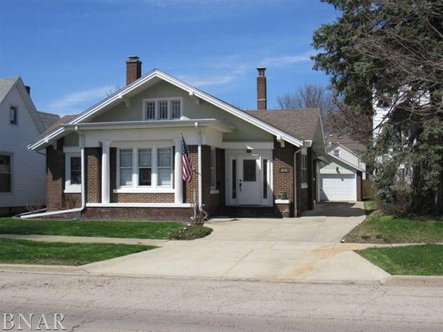 513 W Main Street, Clinton, IL 61727 (MLS #2181520) :: Berkshire Hathaway HomeServices Snyder Real Estate