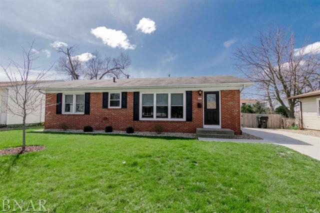 1819 E Lafayette, Bloomington, IL 61701 (MLS #2181521) :: Berkshire Hathaway HomeServices Snyder Real Estate