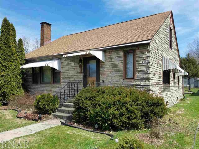 418 N Oak St, Toluca, IL 61369 (MLS #2181595) :: Janet Jurich Realty Group