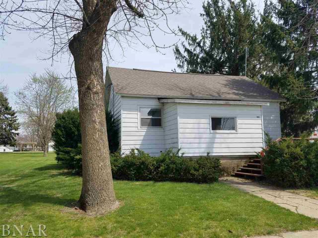 140 S Chestnut St, Toluca, IL 61369 (MLS #2181680) :: Janet Jurich Realty Group