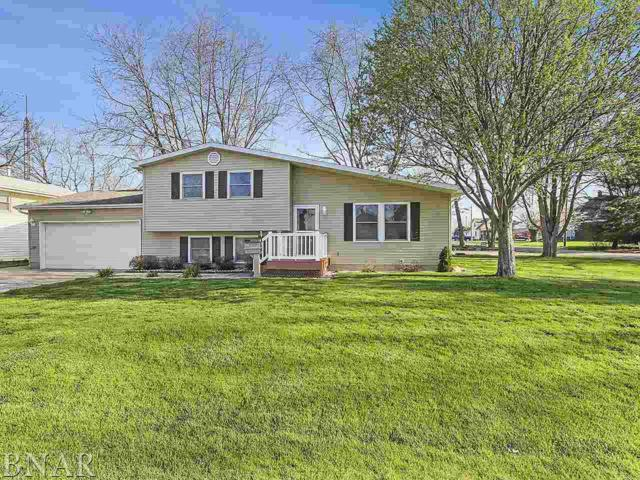 301 W Elm, Leroy, IL 61752 (MLS #2181683) :: The Jack Bataoel Real Estate Group