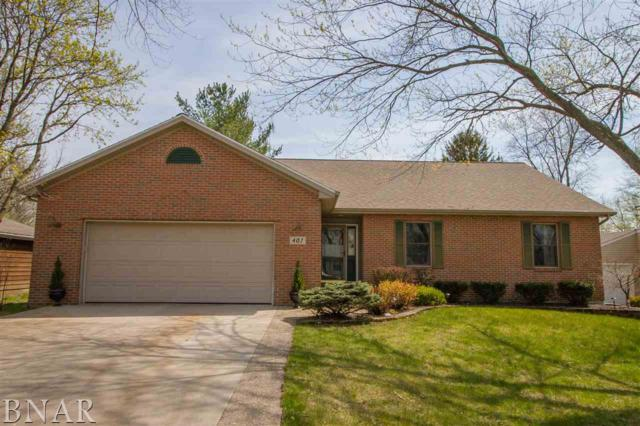 407 W North, Mclean, IL 61754 (MLS #2181699) :: Berkshire Hathaway HomeServices Snyder Real Estate