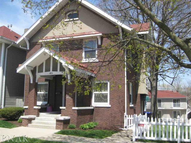 404 E Monroe  #3, Bloomington, IL 61701 (MLS #2181729) :: BNRealty