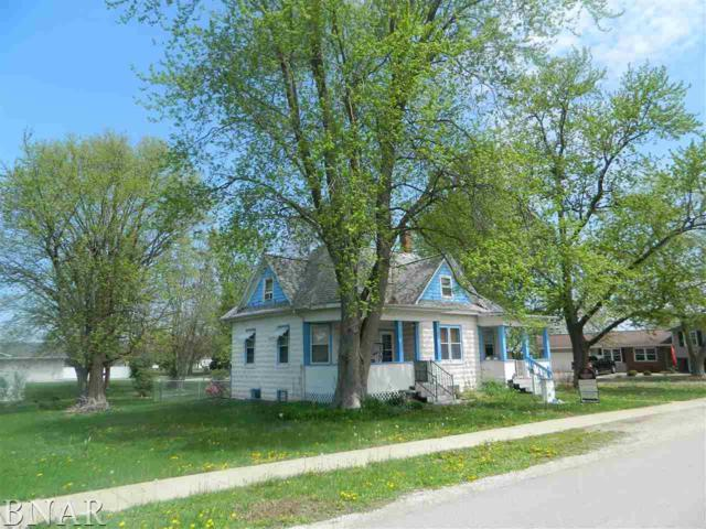 507 Chatham, Lexington, IL 61753 (MLS #2181764) :: The Jack Bataoel Real Estate Group
