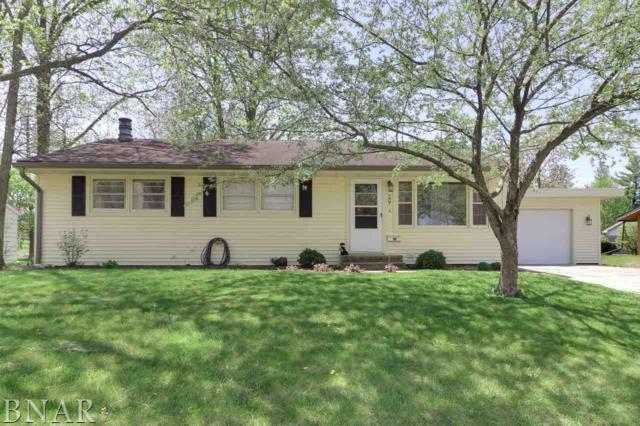 207 Hillside, Bloomington, IL 61701 (MLS #2181768) :: Janet Jurich Realty Group