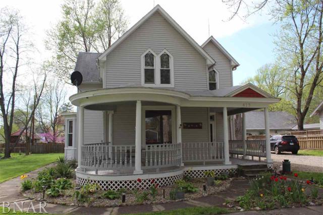 413 N Minier Ave, Minier, IL 61759 (MLS #2181788) :: The Jack Bataoel Real Estate Group