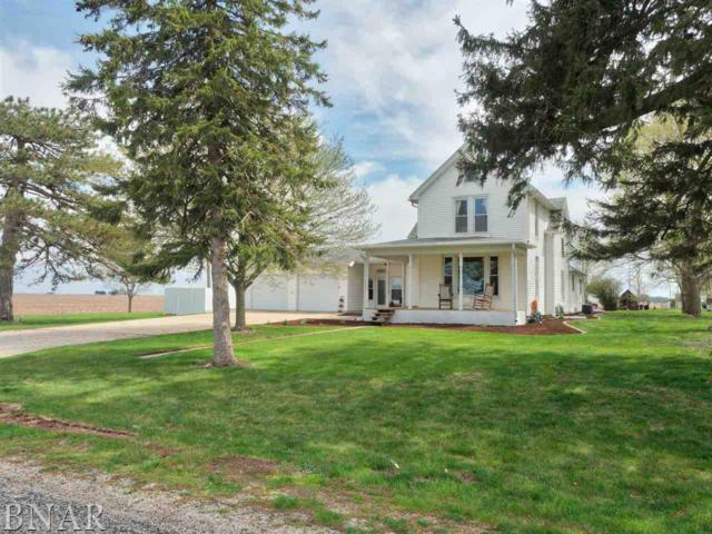 802 E Bowery, Lexington, IL 61753 (MLS #2181814) :: Jacqui Miller Homes