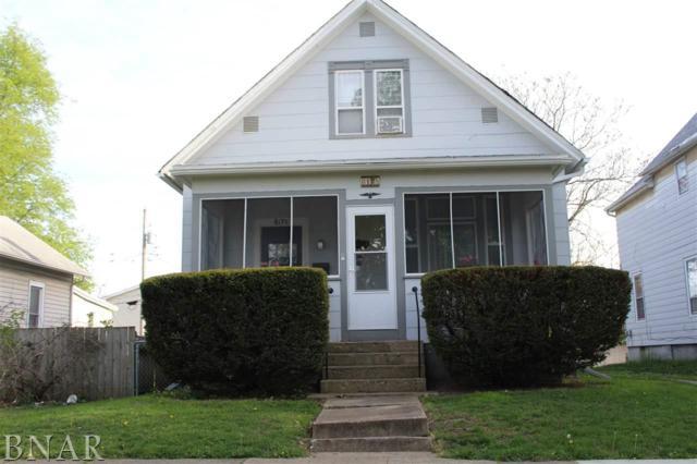 817 E Jefferson, Bloomington, IL 61701 (MLS #2181850) :: Janet Jurich Realty Group