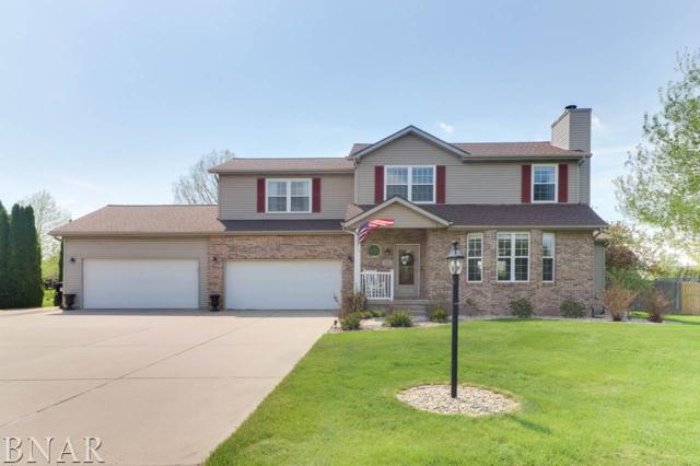 110 Prancer, Heyworth, IL 61745 (MLS #2181852) :: Janet Jurich Realty Group