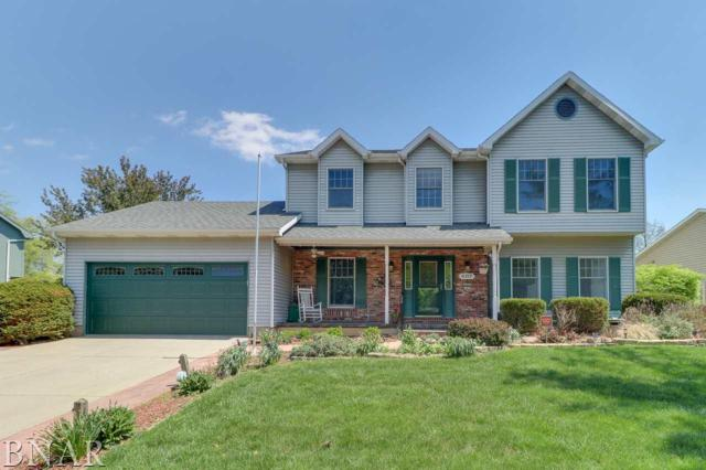 607 Lake Shore Dr, Bloomington, IL 61704 (MLS #2181858) :: Janet Jurich Realty Group