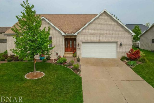 1706 Whitmer Court, Bloomington, IL 61701 (MLS #2181891) :: Janet Jurich Realty Group