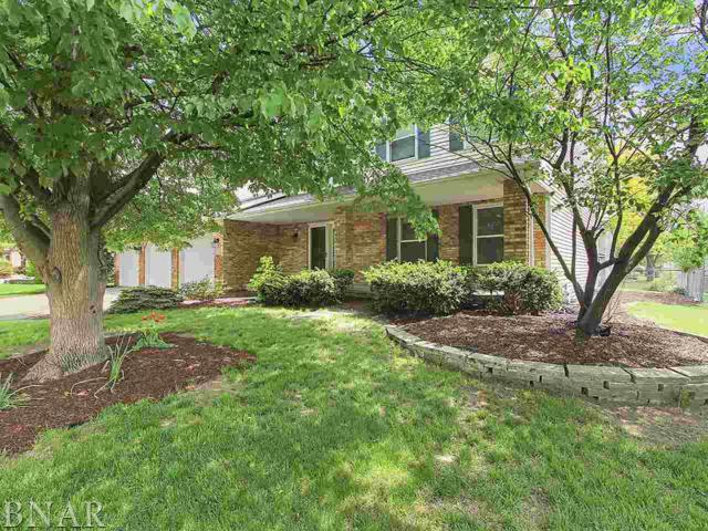 1617 Barton Dr, Normal, IL 61761 (MLS #2181906) :: BNRealty