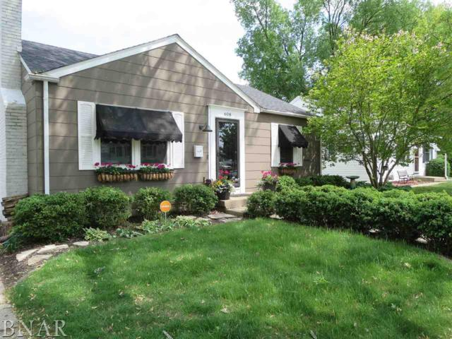 608 S Florence, Bloomington, IL 61701 (MLS #2181907) :: Janet Jurich Realty Group