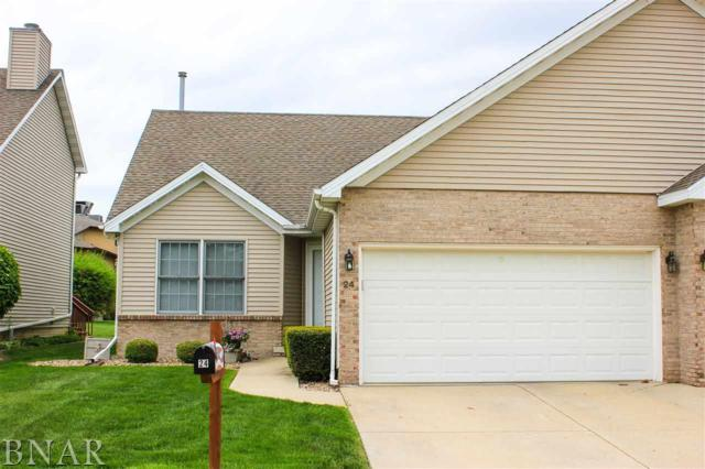 107 N Blair #24, Normal, IL 61761 (MLS #2181942) :: Berkshire Hathaway HomeServices Snyder Real Estate