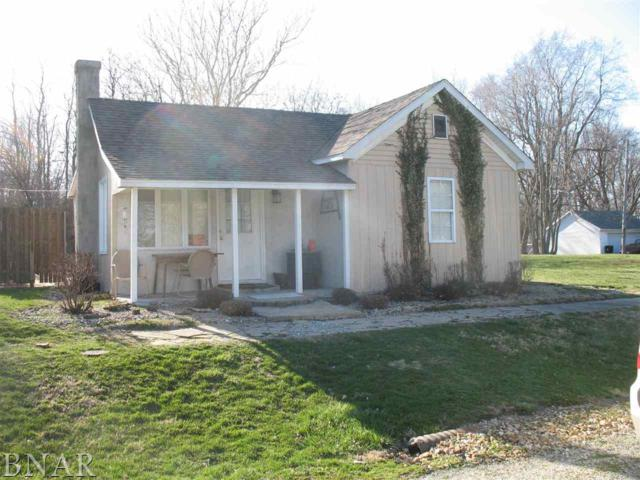 207 N Maltby, Waynesville, IL 61778 (MLS #2181958) :: Janet Jurich Realty Group