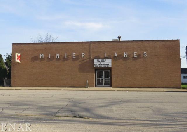 218 W Central, Minier, IL 61759 (MLS #2181979) :: BNRealty