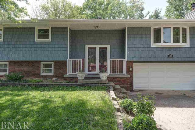 507 S Washington, Hudson, IL 61748 (MLS #2181984) :: Berkshire Hathaway HomeServices Snyder Real Estate