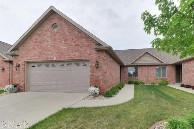 1923 Dunraven, Bloomington, IL 61704 (MLS #2182004) :: Janet Jurich Realty Group