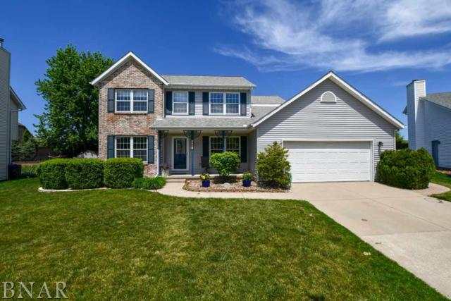 3126 Ridge Crest Dr., Bloomington, IL 61704 (MLS #2182006) :: Janet Jurich Realty Group