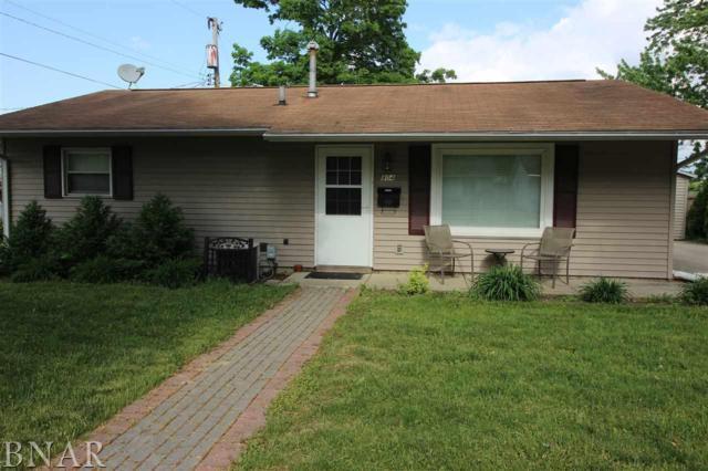 804 Mayflower, Bloomington, IL 61701 (MLS #2182014) :: Janet Jurich Realty Group