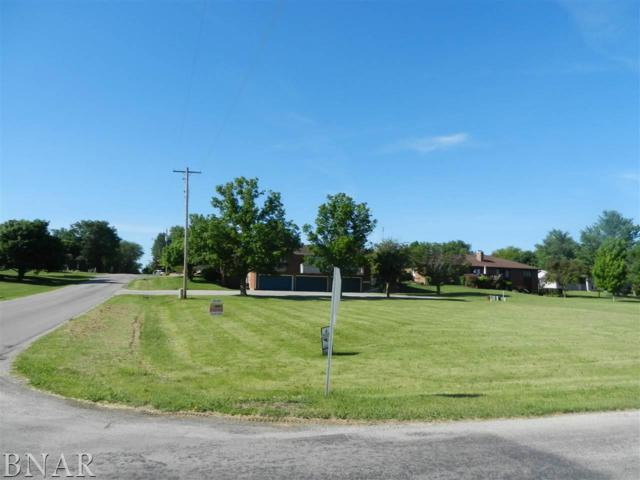 101 W Tenth, Gridley, IL 61744 (MLS #2182030) :: Janet Jurich Realty Group