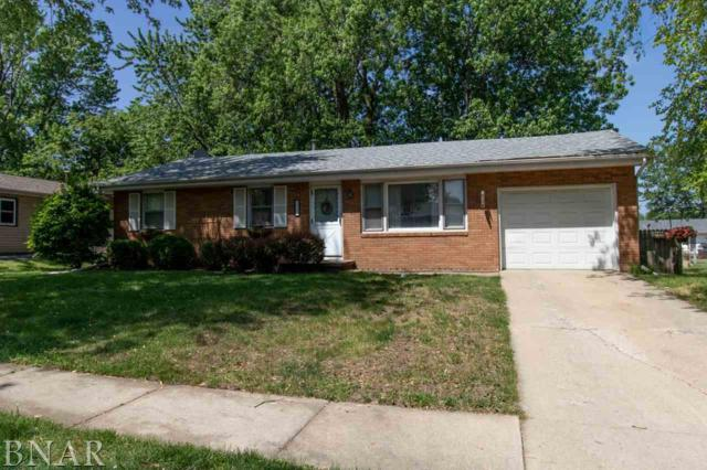 1224 Townley, Bloomington, IL 61704 (MLS #2182036) :: The Jack Bataoel Real Estate Group
