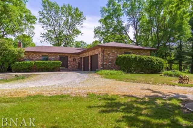3652 N 2450 East Road, Leroy, IL 61752 (MLS #2182053) :: The Jack Bataoel Real Estate Group
