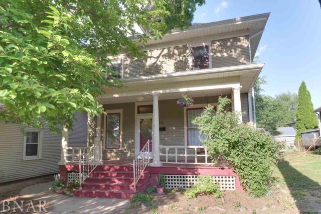 1007 N Evans, Bloomington, IL 61701 (MLS #2182077) :: Janet Jurich Realty Group