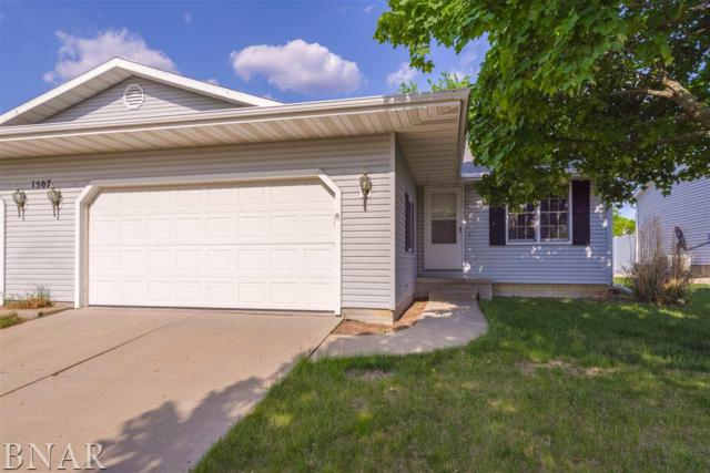 1507 Oakbrook B, Bloomington, IL 61704 (MLS #2182083) :: BNRealty
