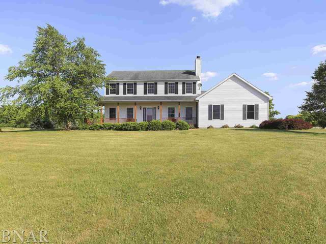 26463 Pleasant Hill Road, Lexington, IL 61753 (MLS #2182091) :: BNRealty