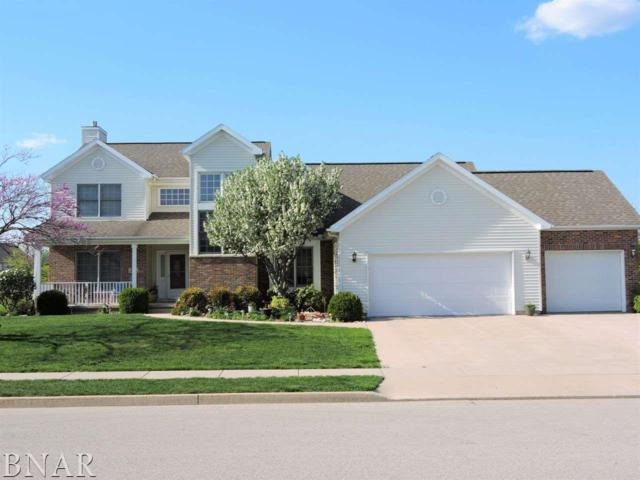 504 Whispering Pines, Normal, IL 61761 (MLS #2182110) :: Jacqui Miller Homes