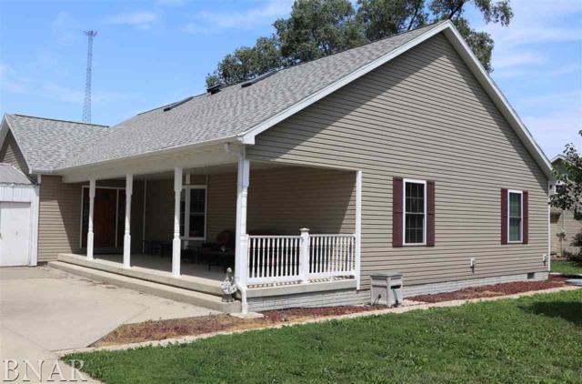 115 N Chestnut, Wapella, IL 61777 (MLS #2182277) :: The Jack Bataoel Real Estate Group