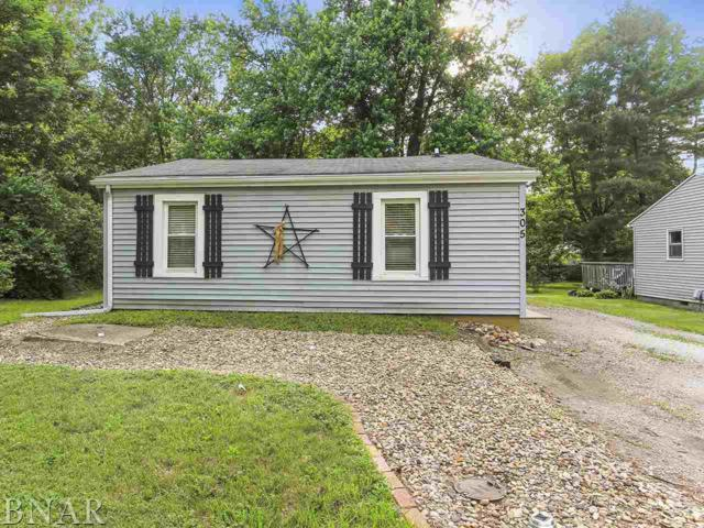 305 S Broadway, Hudson, IL 61748 (MLS #2182278) :: Berkshire Hathaway HomeServices Snyder Real Estate