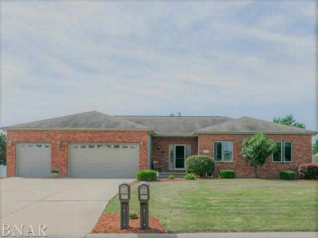 202 Pheasant Lane, Hudson, IL 61748 (MLS #2182292) :: Berkshire Hathaway HomeServices Snyder Real Estate