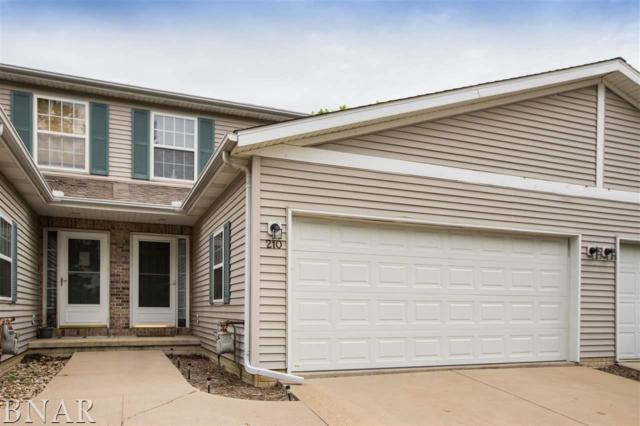 210 Parktrail, Normal, IL 61761 (MLS #2182296) :: Janet Jurich Realty Group