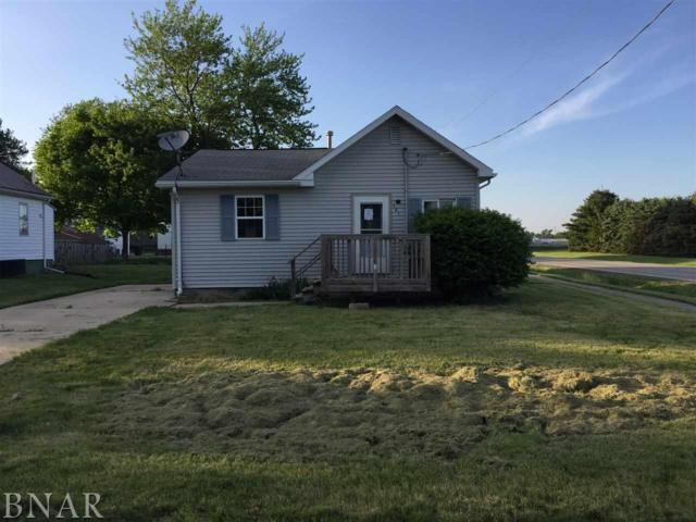 101 W South, Bellflower, IL 61724 (MLS #2182311) :: BNRealty