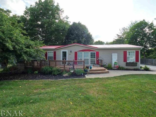 318 N Joselyn, Heyworth, IL 61745 (MLS #2182364) :: Jacqui Miller Homes
