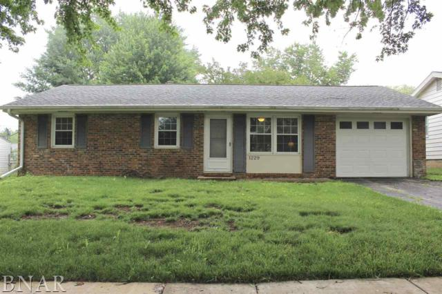 1229 Rutledge, Bloomington, IL 61704 (MLS #2182542) :: Berkshire Hathaway HomeServices Snyder Real Estate