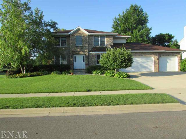 1011 Ironwood Cc Drive, Normal, IL 61761 (MLS #2182565) :: Jacqui Miller Homes