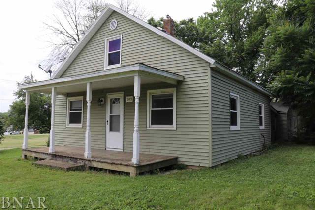 108 S Illinois, Waynesville, IL 61778 (MLS #2182591) :: Janet Jurich Realty Group