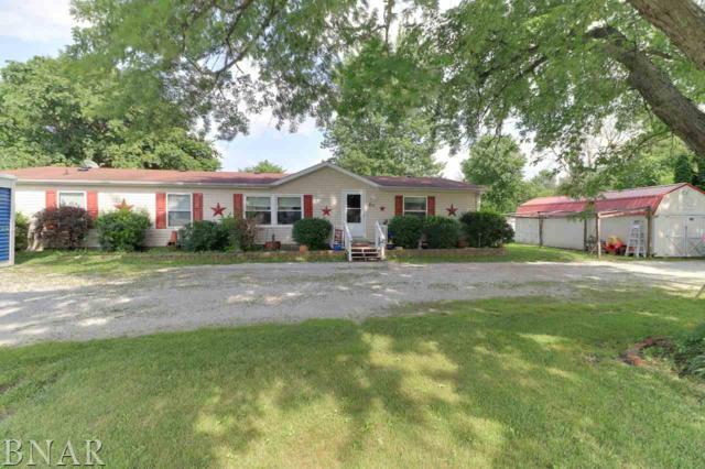 211 S Central, El Paso, IL 61738 (MLS #2182629) :: Janet Jurich Realty Group