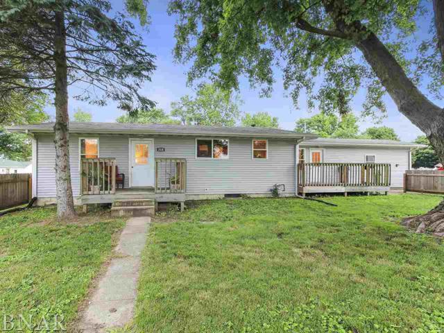 310 S Fourth Street, Wapella, IL 61777 (MLS #2182700) :: Janet Jurich Realty Group