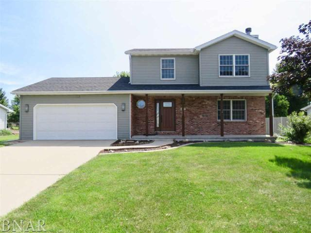 801 Wheeler, Hudson, IL 61748 (MLS #2182782) :: Berkshire Hathaway HomeServices Snyder Real Estate